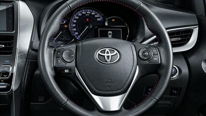 2021 Toyota Yaris 1.5 S CVT GR Sport 7 AB Interior 002