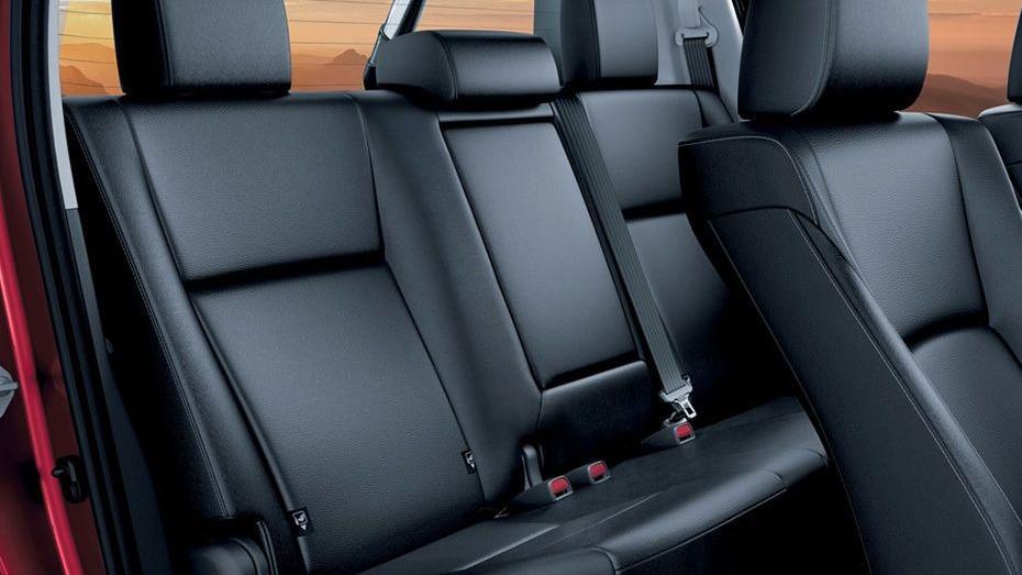 Toyota Hilux 2019 Interior 048