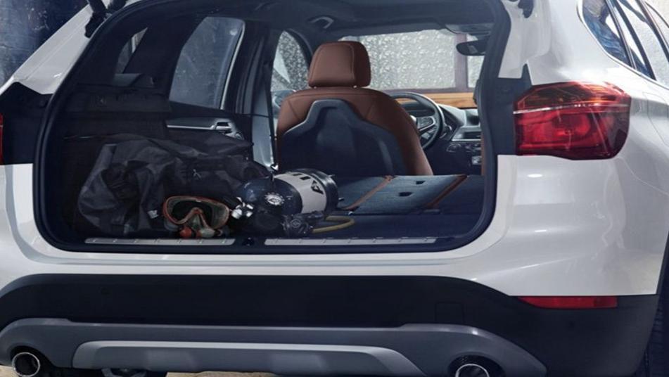 BMW X1 2020 2020 Interior 004
