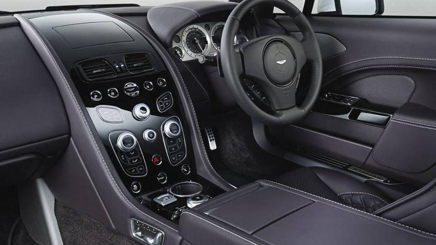 Aston Martin Rapide S 2019 Interior 001