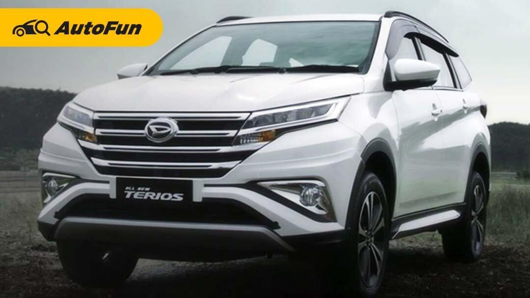 Ada 7 Varian Daihatsu Terios 2021, Mana Pilihan yang Paling Ideal Untuk Saat Ini? 01
