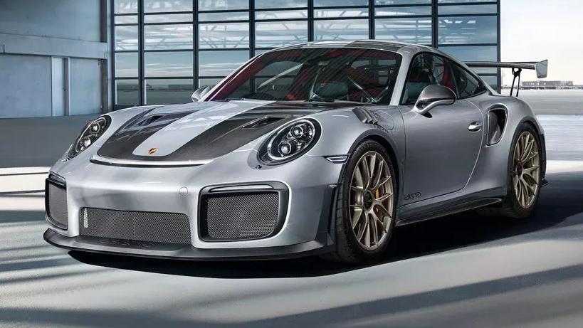 Porsche 911 2019 Exterior 001