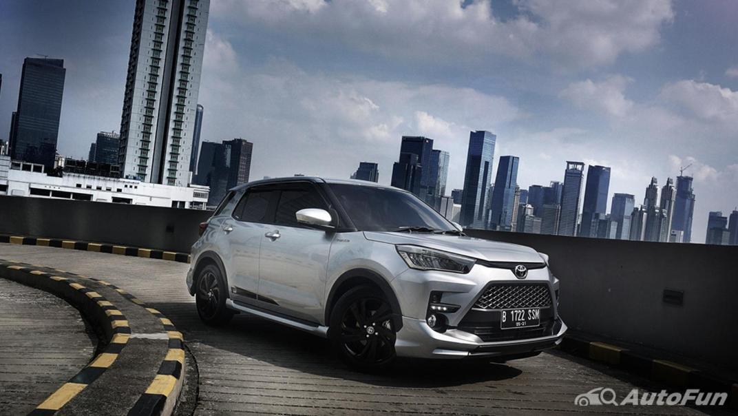 2021 Toyota Raize Exterior 048
