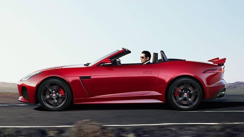 Jaguar F-TYPE 2019 Exterior 016