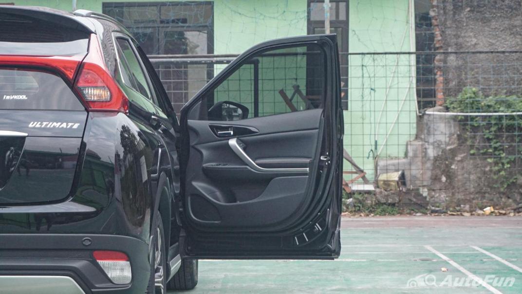 Mitsubishi Eclipse Cross 1.5L Interior 082