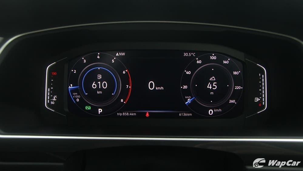 Volkswagen Tiguan 2019 Interior 016