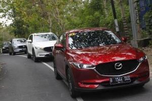 Fitur Keselamatan di Mazda CX-30, Paling Lengkap Dikelasnya