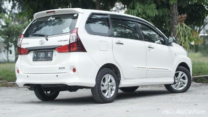 Toyota Avanza Veloz 1.3 MT Exterior 007