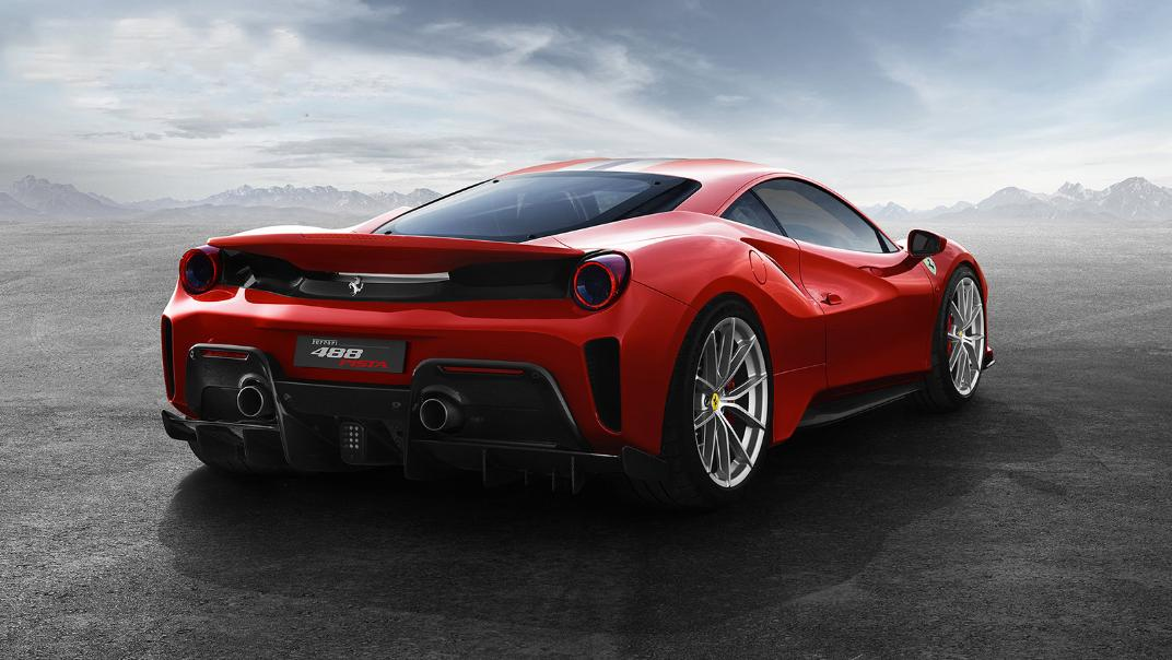 Ferrari 488 Pista 2019 Exterior 006