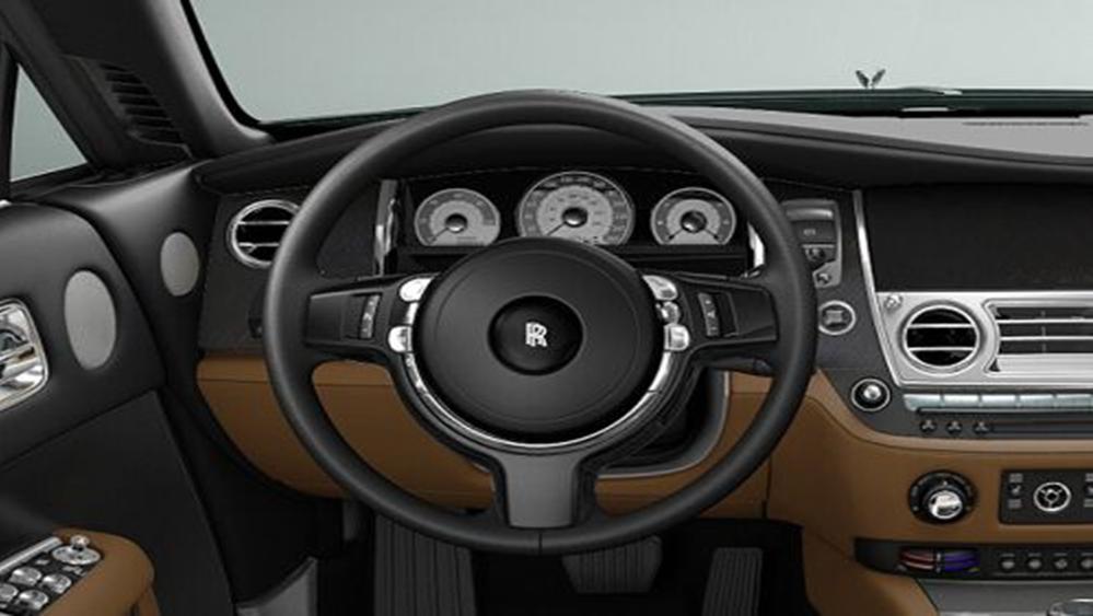 Rolls Royce Wraith 2019 Interior 002