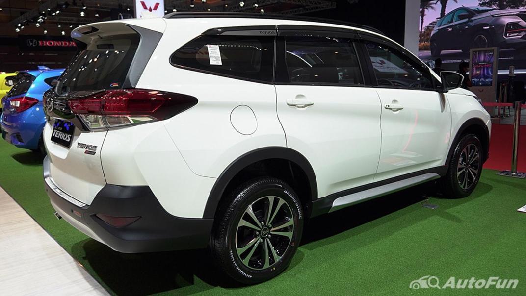 2021 Daihatsu Terios Exterior 003