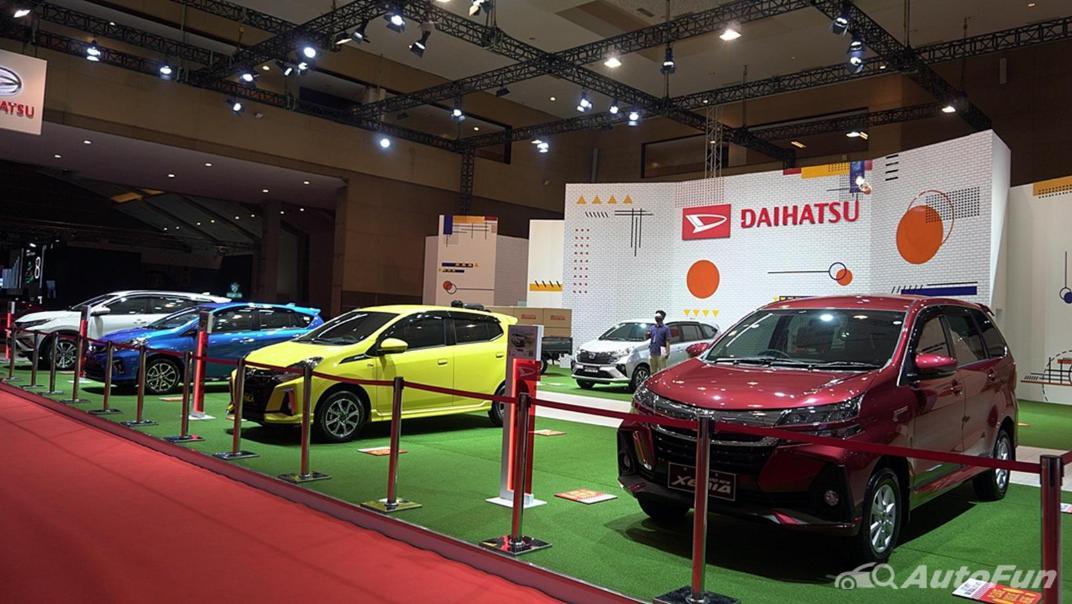 2021 Daihatsu Grand Xenia Exterior 002