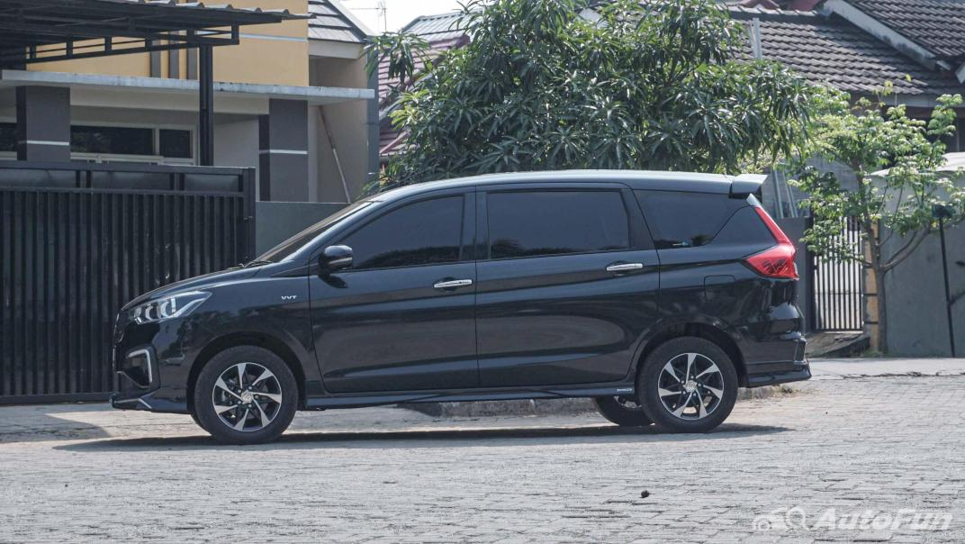 Suzuki Ertiga Sport AT Exterior 008