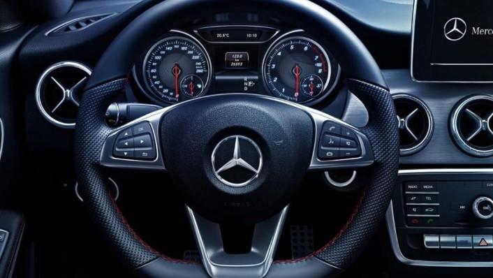 Mercedes-Benz CLA-Class 2019 Interior 003