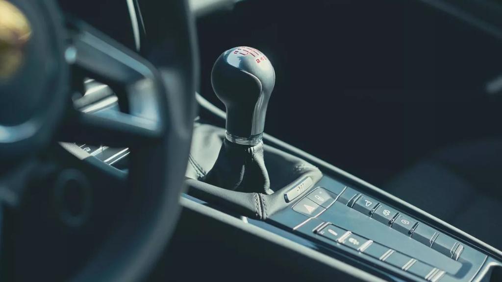 Porsche 911 2019 Interior 042