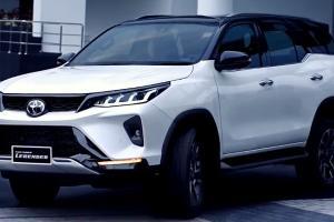 Punya Banyak Kelemahan, Toyota Fortuner Legender Tidak Cocok Masuk Indonesia?