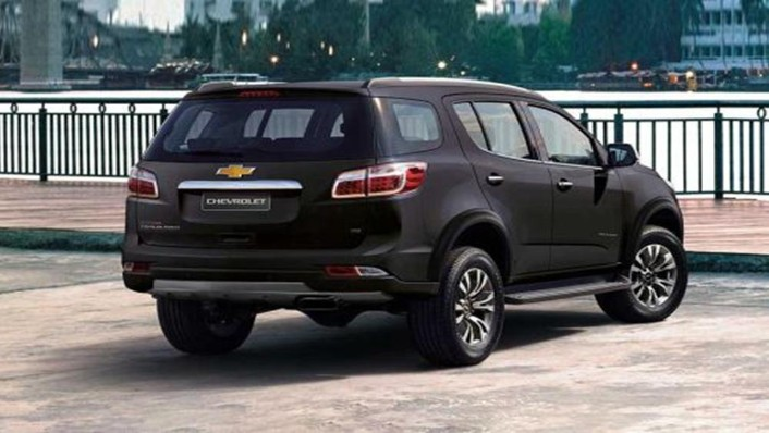 Chevrolet Trailblazer 2019 Exterior 007