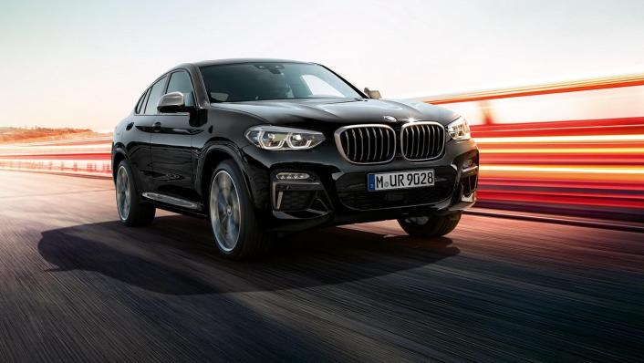 BMW X4 M 2020 3.0L Competition Exterior 001