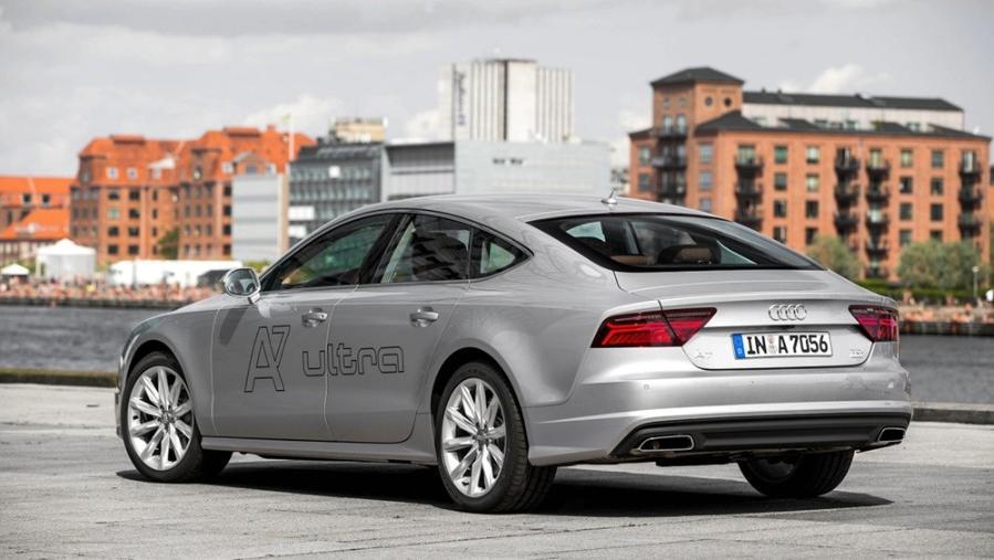 Audi A7 2019 Exterior 002
