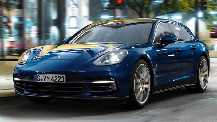 Porsche Panamera 2019 Exterior 001