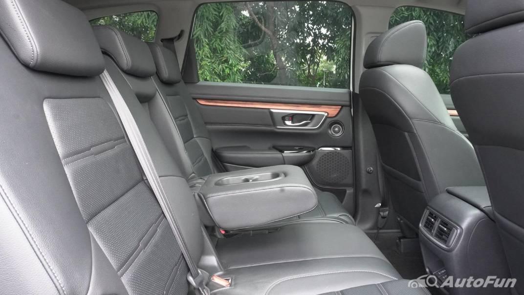 2021 Honda CR-V 1.5L Turbo Prestige Interior 010