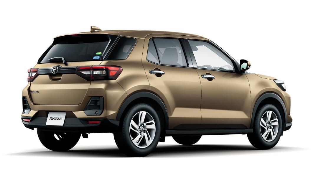 2021 Toyota Raize Exterior 084