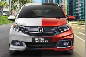 Ini Dia Nasib Honda Mobilio Setelah All New Honda BR-V 2022 Meluncur