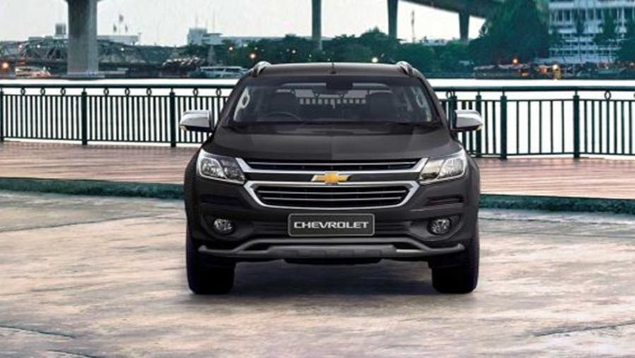 Chevrolet Trailblazer 2019 Exterior 010