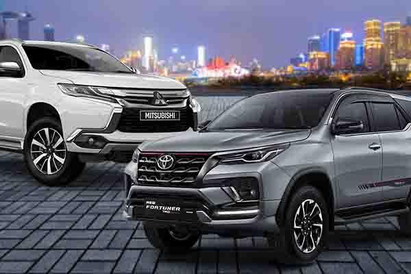 Sering Kali Dibandingkan, Segini Biaya Servis Toyota Fortuner Vs Mitsubishi Pajero