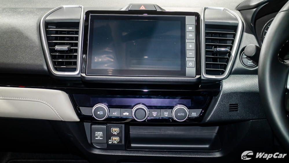Honda City 2019 Interior 157