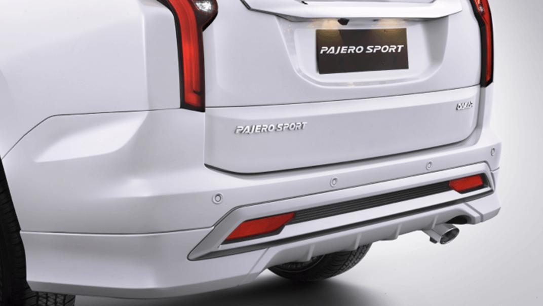 2021 Mitsubishi Pajero Sport Exterior 011