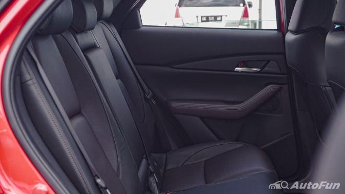 Mazda CX 30 GT Interior 004
