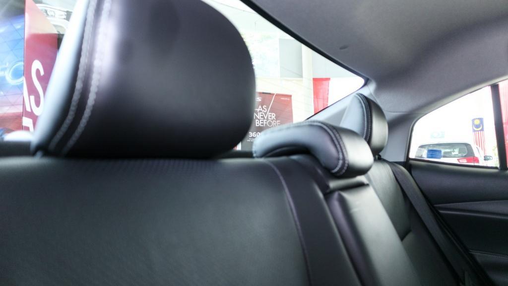 Toyota Vios 2019 Interior 026