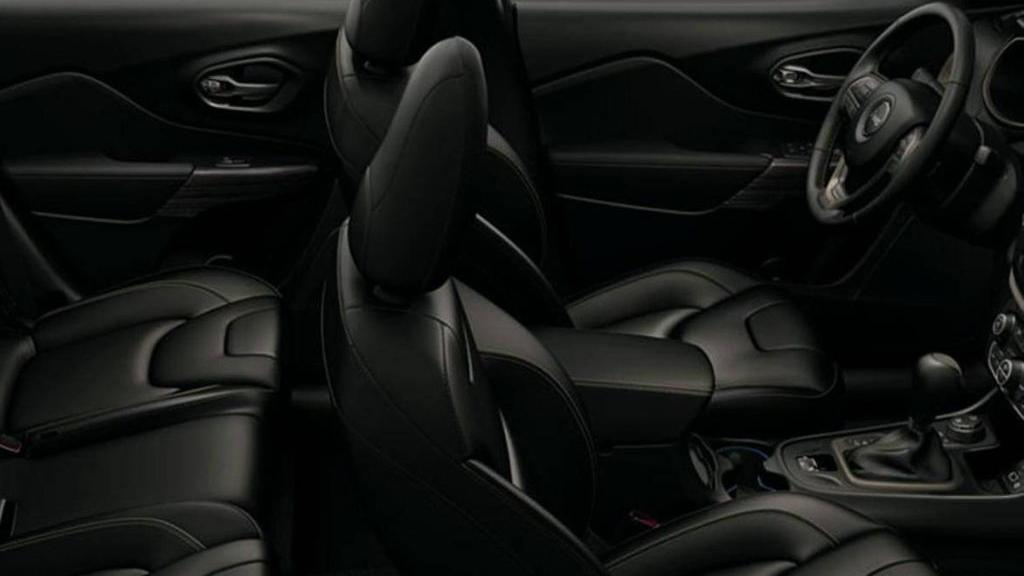 Jeep Cherokee 2019 Interior 027