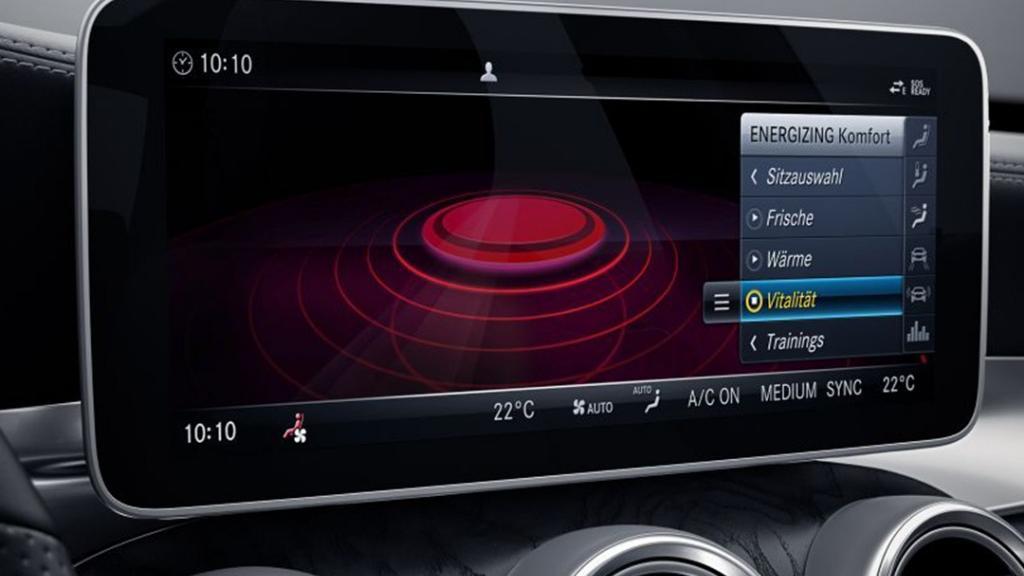 Mercedes-Benz C-Class Coupe 2019 Interior 001