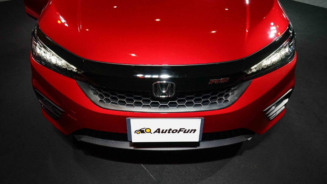 2021 Honda City Hatchback International Version Exterior 088