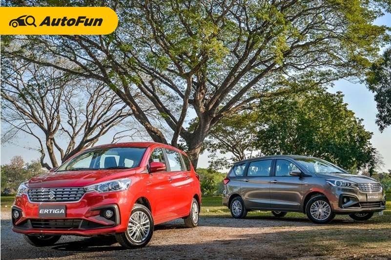 Suzuki Ertiga dan XL7 2022 di Indonesia Akan Berubah jadi Diesel Hybrid 01