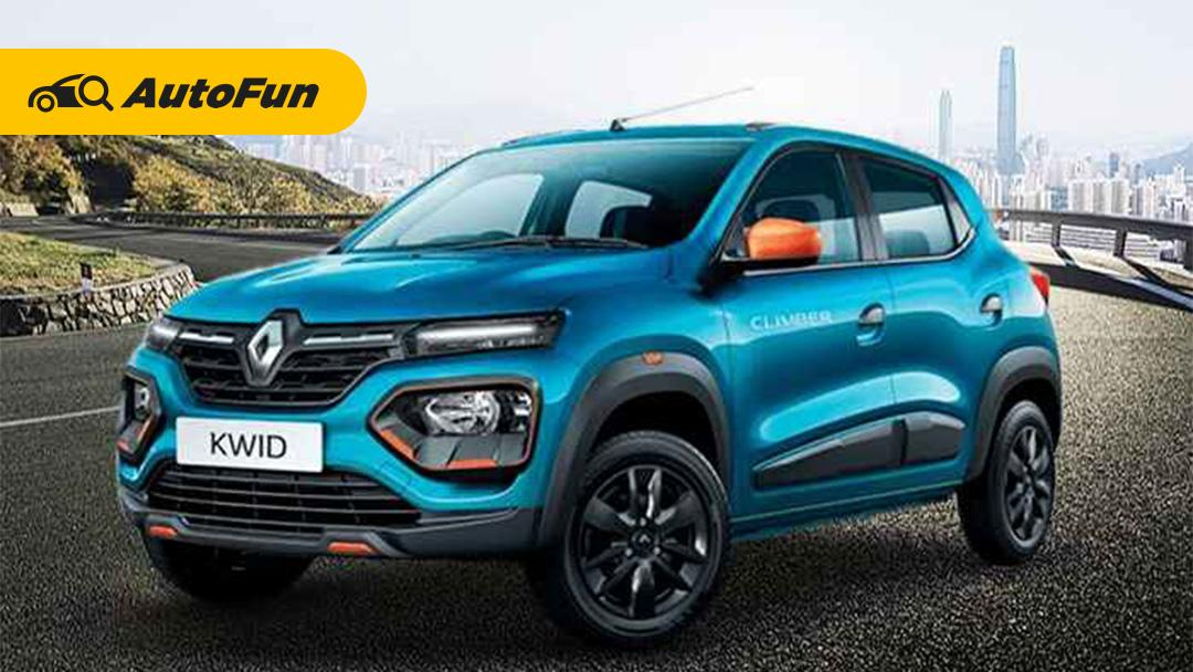 Dijual Rp 150 Jutaan, Renault Kwid Climber Tidak Lagi Dipandang Sebelah Mata 01