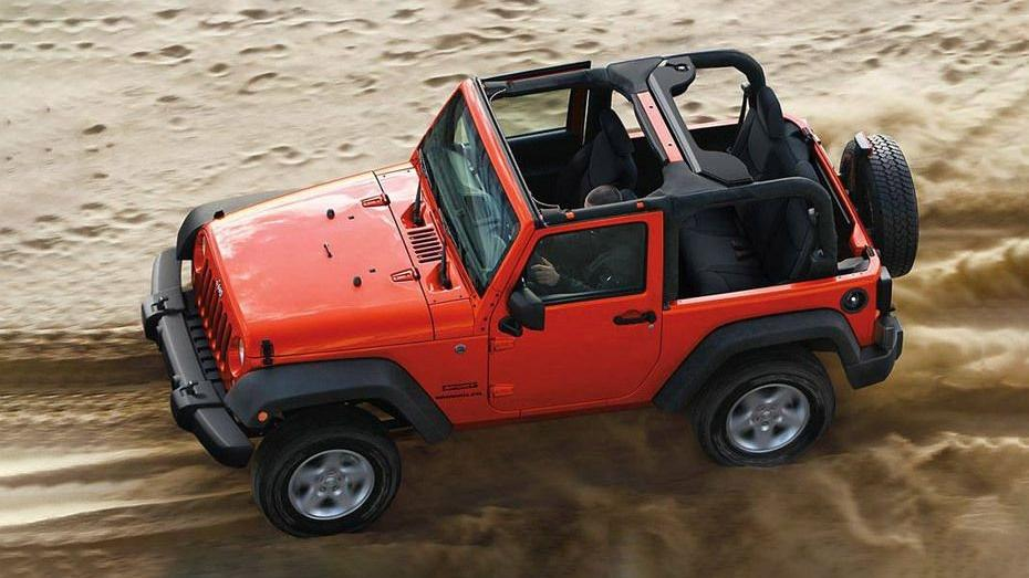 Jeep Wrangler Unlimited 2019 Exterior 004