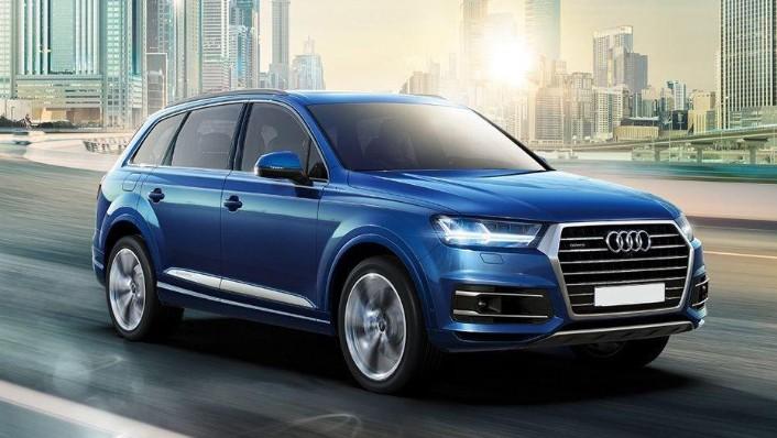 Audi Q7 2019 Exterior 003