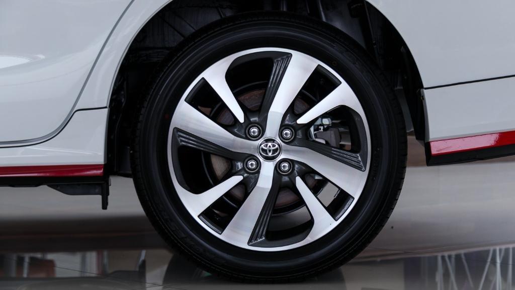 Toyota Vios 2019 Exterior 028