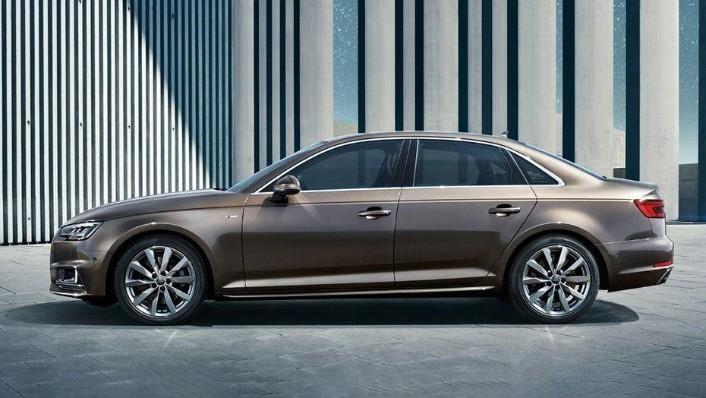Audi A4 2019 Exterior 006