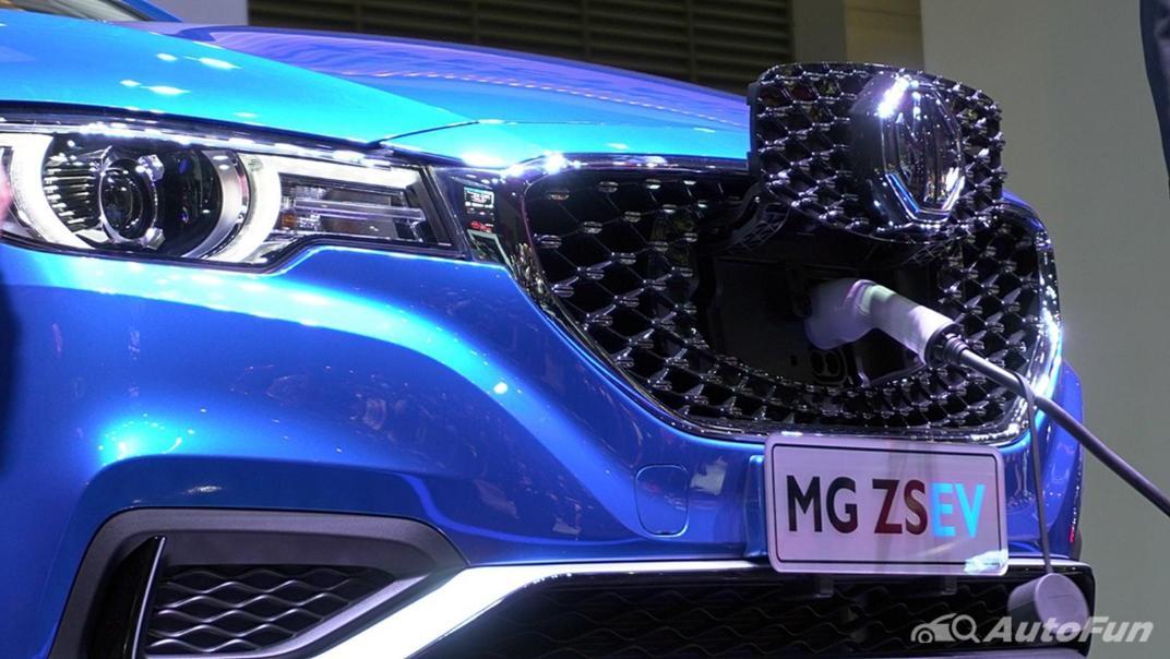 2021 MG ZS Exterior 008