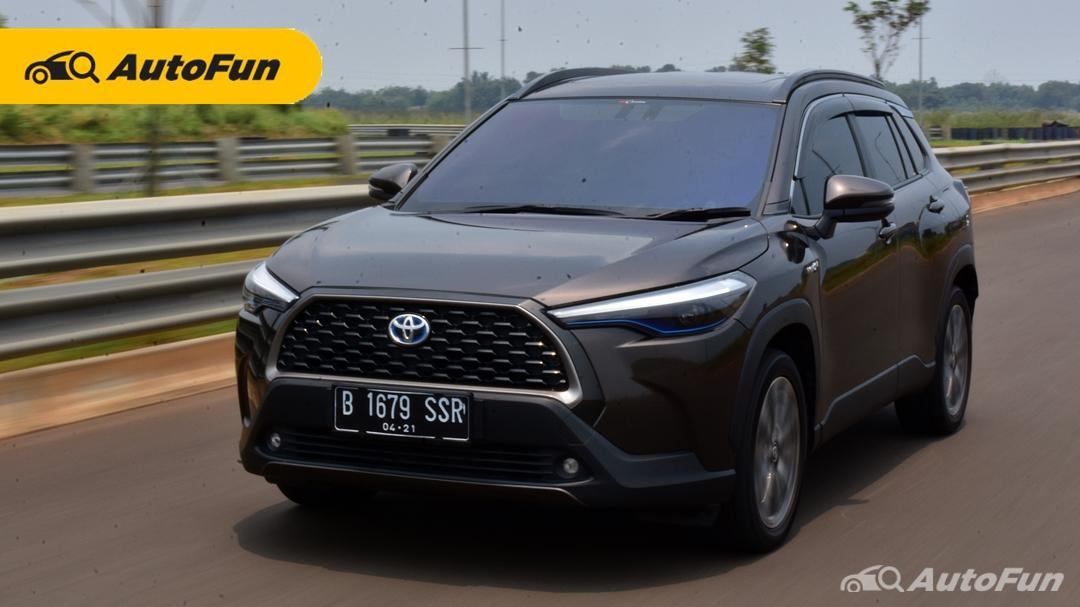 Rating: Toyota Corolla Cross – Percaya Diri Dengan Andalkan Teknologi Hybrid 01