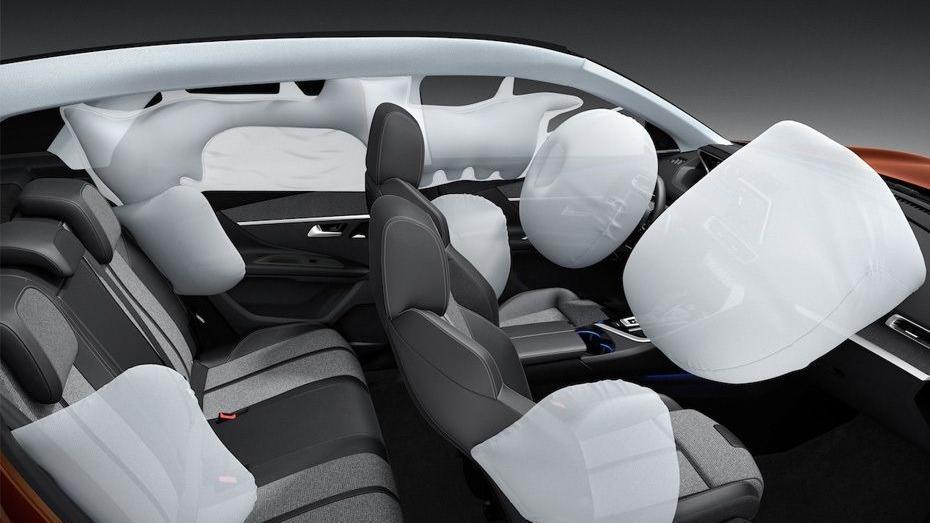 Peugeot 3008 2019 Interior 057