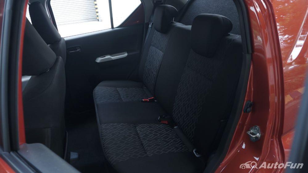 Suzuki Ignis GX AGS Interior 036
