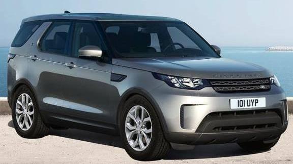 Land Rover Discovery 2019 Exterior 012