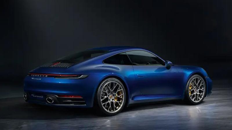 Porsche 911 2019 Exterior 041