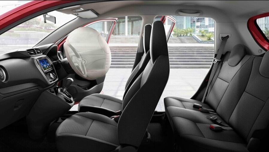 Datsun GO 2019 Interior 010