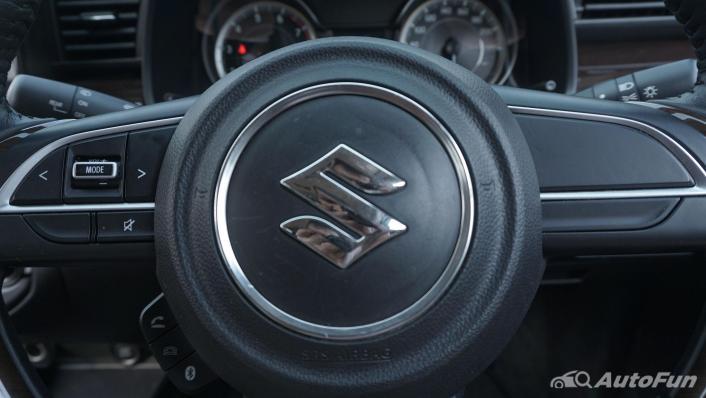 Suzuki Ertiga Sport AT Interior 009